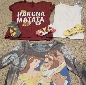 Disney apparel